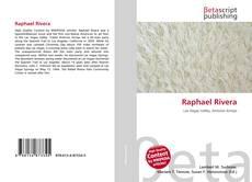 Bookcover of Raphael Rivera