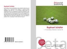 Raphael Schäfer kitap kapağı