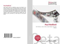 Bookcover of Paul Redford