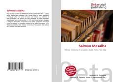 Capa do livro de Salman Masalha