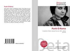 Buchcover von Punk-O-Rama