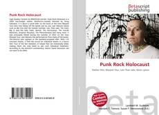 Buchcover von Punk Rock Holocaust