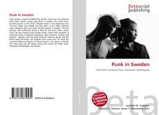Buchcover von Punk in Sweden