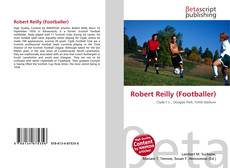 Bookcover of Robert Reilly (Footballer)