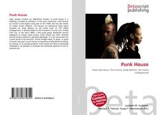 Bookcover of Punk House