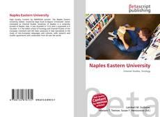 Copertina di Naples Eastern University