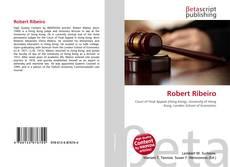 Capa do livro de Robert Ribeiro