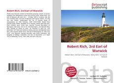 Обложка Robert Rich, 3rd Earl of Warwick