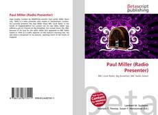Couverture de Paul Miller (Radio Presenter)