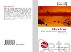 Salmin Amour kitap kapağı