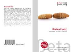 Bookcover of Raphia Frater