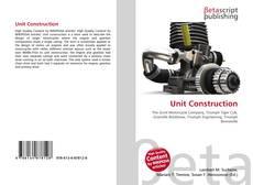 Unit Construction的封面