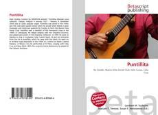 Capa do livro de Puntillita