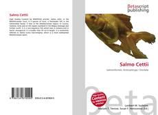 Bookcover of Salmo Cettii