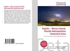 Naples – Marco Island, Florida Metropolitan Statistical Area kitap kapağı