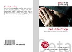 Bookcover of Paul Lê Dac Trong