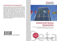 Bookcover of United Earth Oceans Organization