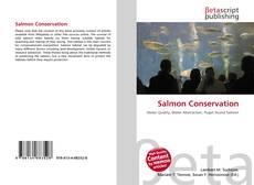 Couverture de Salmon Conservation