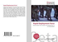 Обложка Rapid Deployment Force