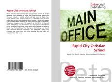 Обложка Rapid City Christian School