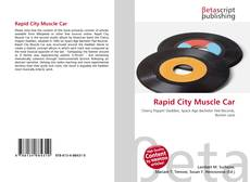 Обложка Rapid City Muscle Car