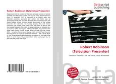 Bookcover of Robert Robinson (Television Presenter)