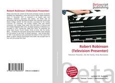 Обложка Robert Robinson (Television Presenter)