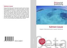 Couverture de Salmon Louse