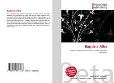 Baptisia Alba的封面