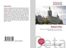 Bookcover of Robert Rita