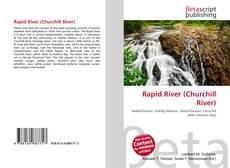 Обложка Rapid River (Churchill River)
