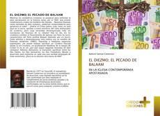 Portada del libro de EL DIEZMO; EL PECADO DE BALAAM