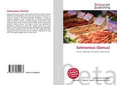 Capa do livro de Salmoneus (Genus)