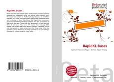 Buchcover von RapidKL Buses