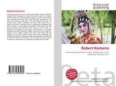Bookcover of Robert Romano