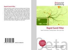 Обложка Rapid Sand Filter