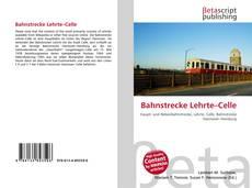Borítókép a  Bahnstrecke Lehrte–Celle - hoz