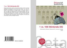 Bookcover of 1 vs. 100 (Nintendo DS)