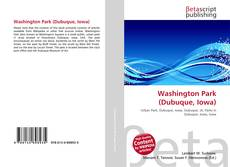 Portada del libro de Washington Park (Dubuque, Iowa)