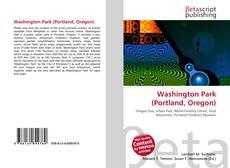 Copertina di Washington Park (Portland, Oregon)