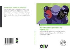 Portada del libro de Bob Hudson (American Football)