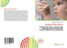 Gotham City Sirens kitap kapağı