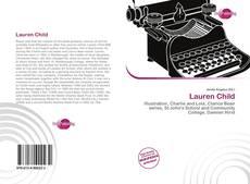 Lauren Child kitap kapağı