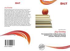 Copertina di Joy Cowley