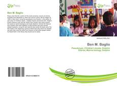 Capa do livro de Ben M. Baglio