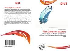 Bookcover of Alan Davidson (Author)