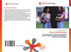 Bookcover of Ferry Hall School