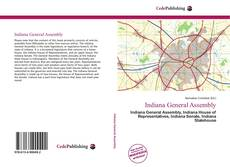 Capa do livro de Indiana General Assembly