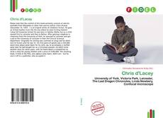 Bookcover of Chris d'Lacey