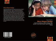 Bookcover of Mary Mapes Dodge